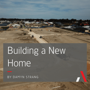 Building a New Home by Damyn Strang